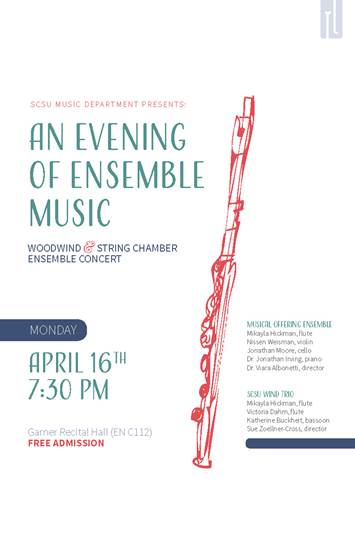 An evening of Ensemble Music