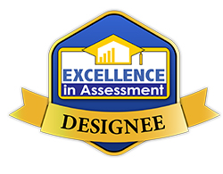 A badge of excellence in assessment