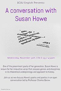 Conversation with Susan Howe