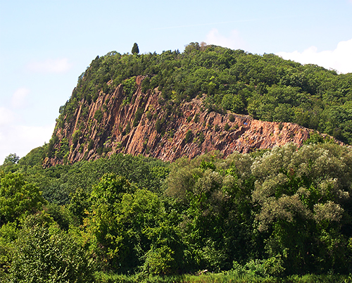 Photograph of West Rock Park