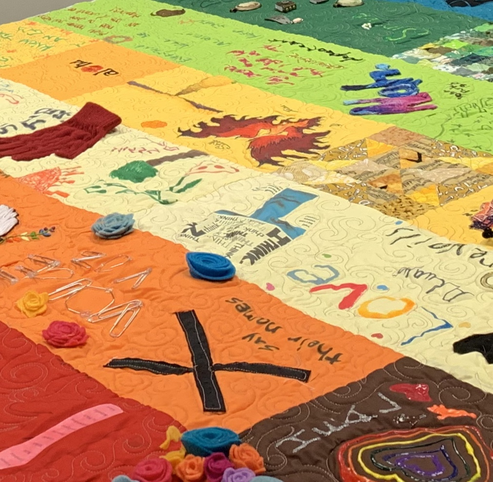 The Women's and Gender Studies Quilt